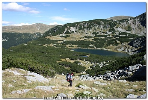Lacul Câlcescu, foto Marius