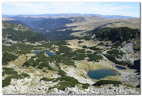 Lacurile Câlcescu, Vidal şi Pencu, foto Marius