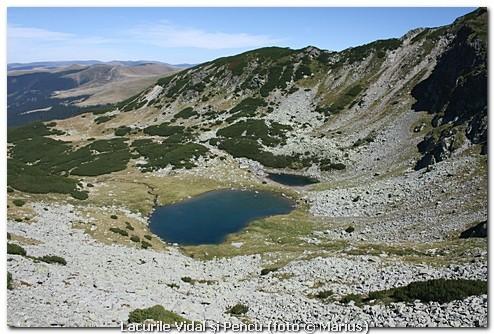 Lacurile Vidal şi Pencu, foto Marius