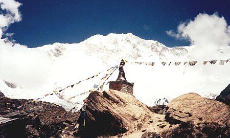 Annapurna, foto Marius