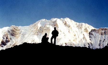 Oameni şi munţi, foto Marius