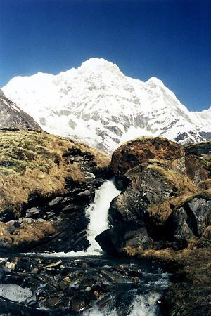 Annapurna sud, foto Marius