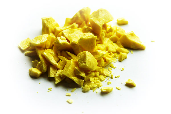 Sulfur, foto wikipedia