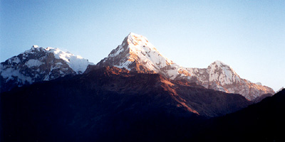 Fang, Annapurna I, Annapurna sud, Hiunchuli, foto Marius