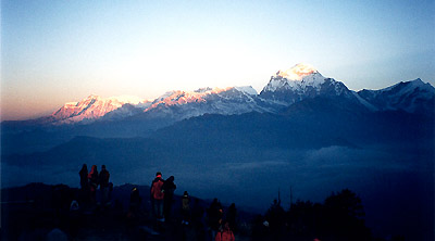 Dhaulagiri, foto Marius
