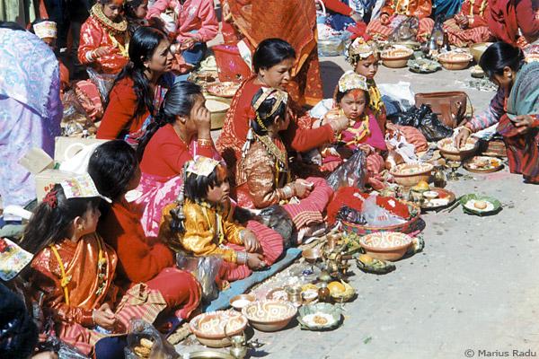 Bel Bibaha, Bhaktapur, foto Marius
